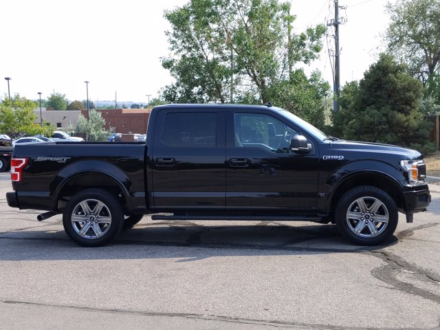 2018 Ford F-150 SuperCrew Cab 4x4, Pickup #JFE03424 - photo 5