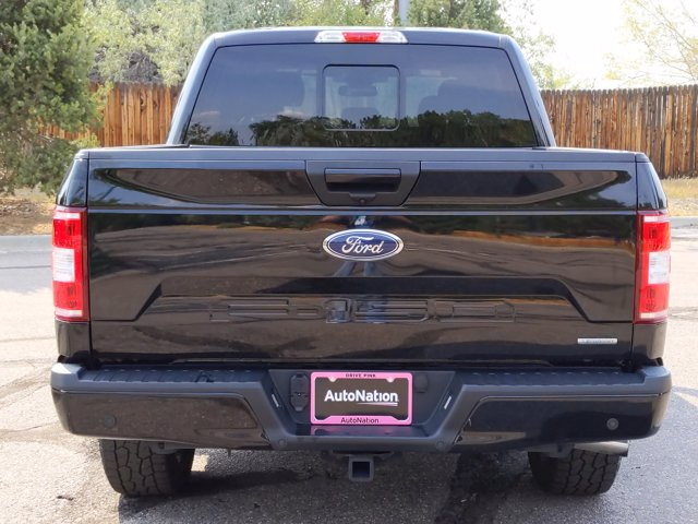 2018 Ford F-150 SuperCrew Cab 4x4, Pickup #JFE03424 - photo 8