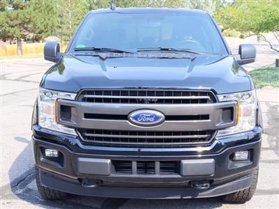 2018 Ford F-150 SuperCrew Cab 4x4, Pickup #JFE03424 - photo 3