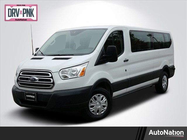 2018 Transit 350 Low Roof 4x2, Passenger Wagon #JKA20312 - photo 1