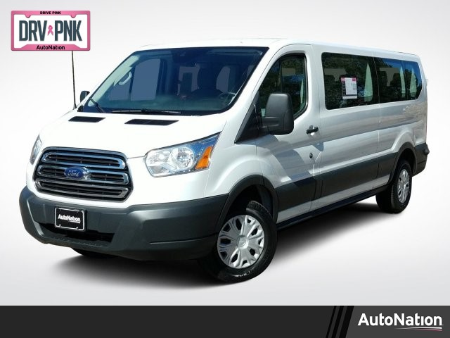 2018 Transit 350 Low Roof 4x2, Passenger Wagon #JKB03847 - photo 1
