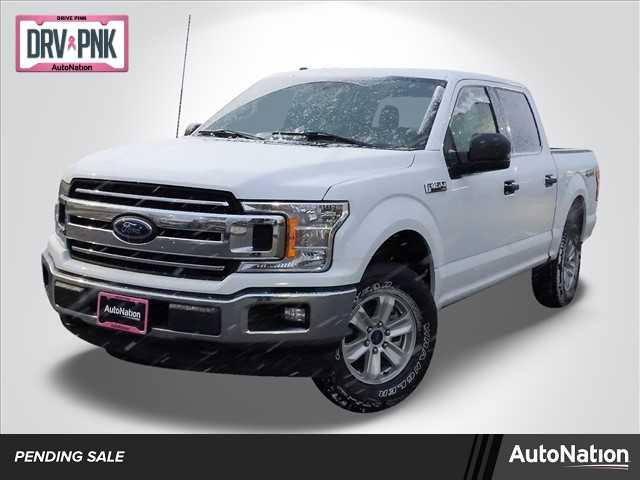 2018 F-150 SuperCrew Cab 4x4, Pickup #JKC87656 - photo 1