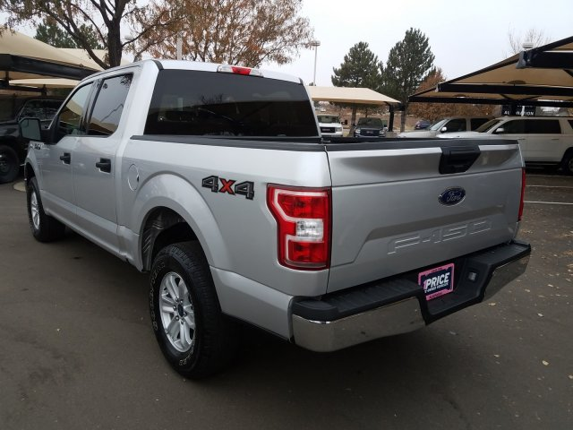 2018 F-150 SuperCrew Cab 4x4, Pickup #JKD37070 - photo 1