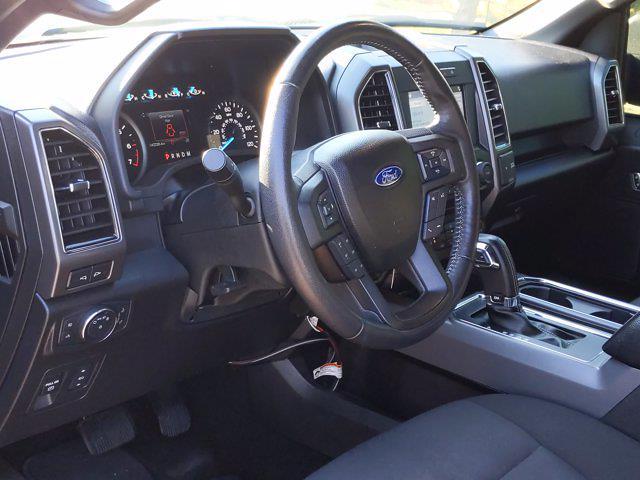 2018 Ford F-150 SuperCrew Cab 4x4, Pickup #JKD44451 - photo 10
