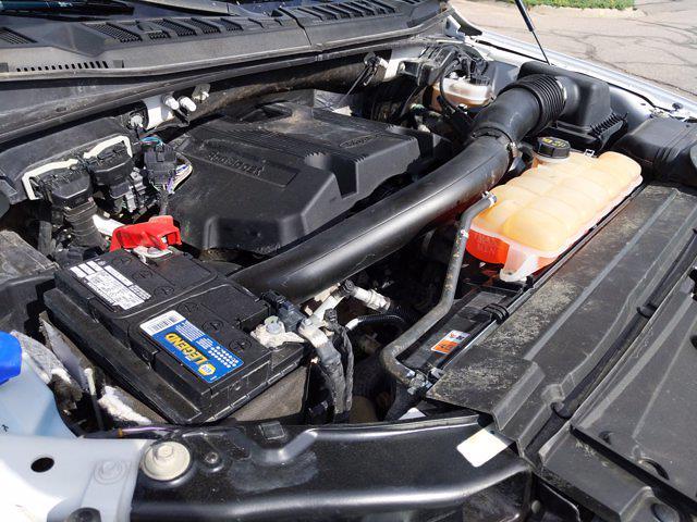 2018 F-150 SuperCrew Cab 4x4,  Pickup #JKD59266 - photo 21