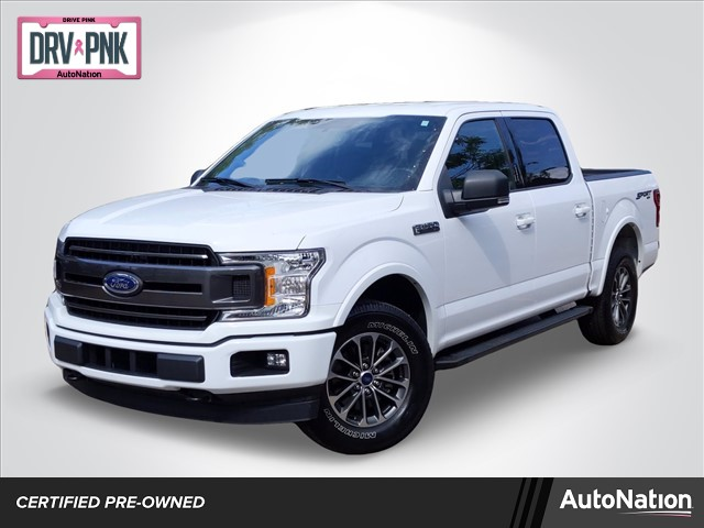 2018 Ford F-150 SuperCrew Cab 4x4, Pickup #JKD79489 - photo 1