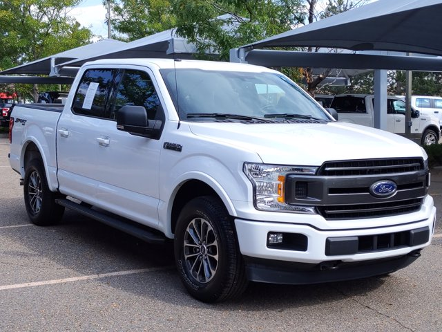 2018 Ford F-150 SuperCrew Cab 4x4, Pickup #JKD79489 - photo 4