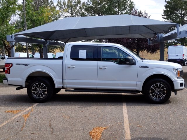 2018 Ford F-150 SuperCrew Cab 4x4, Pickup #JKD79489 - photo 5