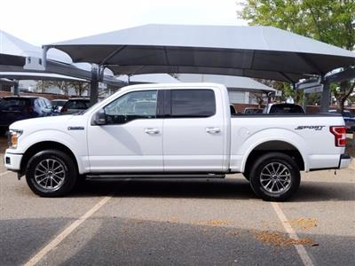 2018 Ford F-150 SuperCrew Cab 4x4, Pickup #JKD79489 - photo 9