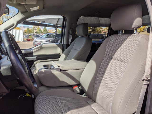 2018 Ford F-150 SuperCrew Cab 4x4, Pickup #JKE94417 - photo 15