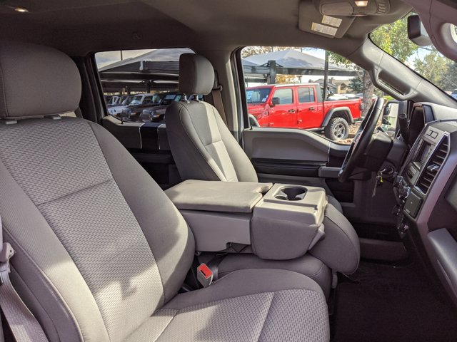 2018 Ford F-150 SuperCrew Cab 4x4, Pickup #JKE94417 - photo 19