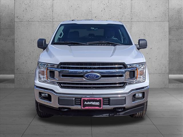 2018 Ford F-150 SuperCrew Cab 4x4, Pickup #JKE94417 - photo 3