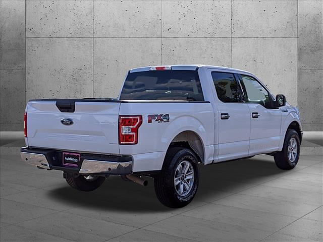2018 Ford F-150 SuperCrew Cab 4x4, Pickup #JKE94417 - photo 6