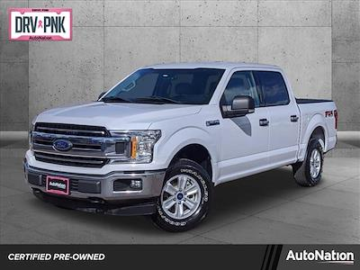 2018 Ford F-150 SuperCrew Cab 4x4, Pickup #JKE94417 - photo 1