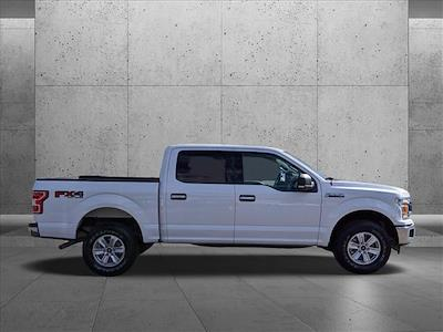 2018 Ford F-150 SuperCrew Cab 4x4, Pickup #JKE94417 - photo 5
