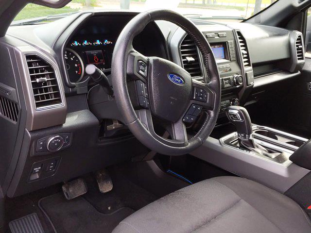 2018 Ford F-150 SuperCrew Cab 4x4, Pickup #JKF21974 - photo 10
