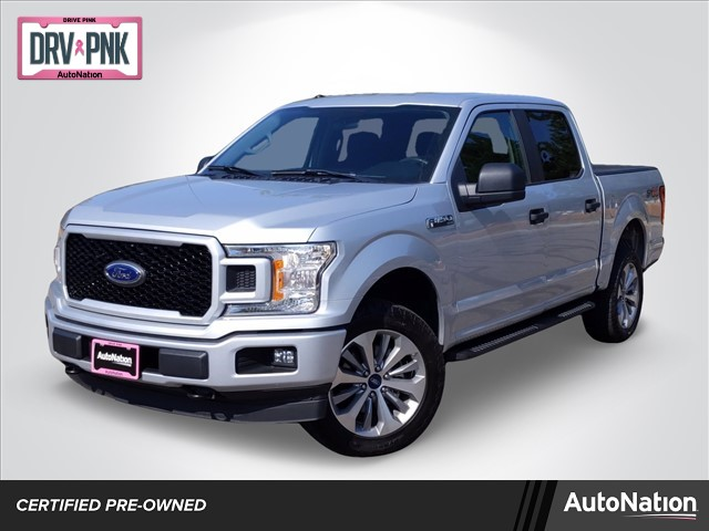 2018 Ford F-150 SuperCrew Cab 4x4, Pickup #JKF27882 - photo 1