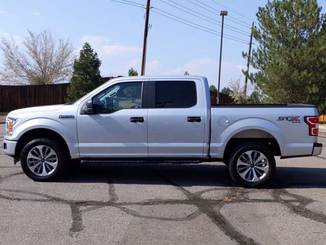 2018 Ford F-150 SuperCrew Cab 4x4, Pickup #JKF27882 - photo 9