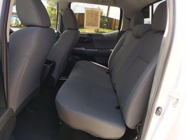 2018 Toyota Tacoma Double Cab 4x4, Pickup #JM147790 - photo 17