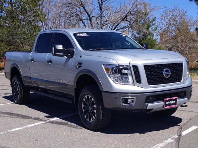 2018 Titan XD Crew Cab, Pickup #JN532605 - photo 4