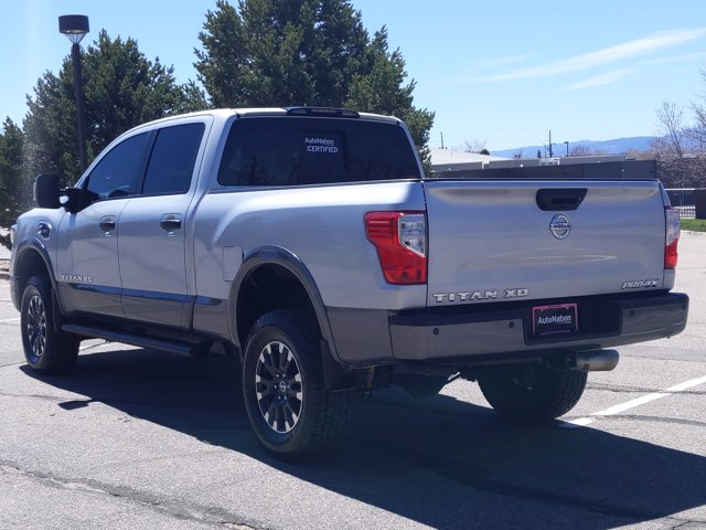 2018 Titan XD Crew Cab, Pickup #JN532605 - photo 1