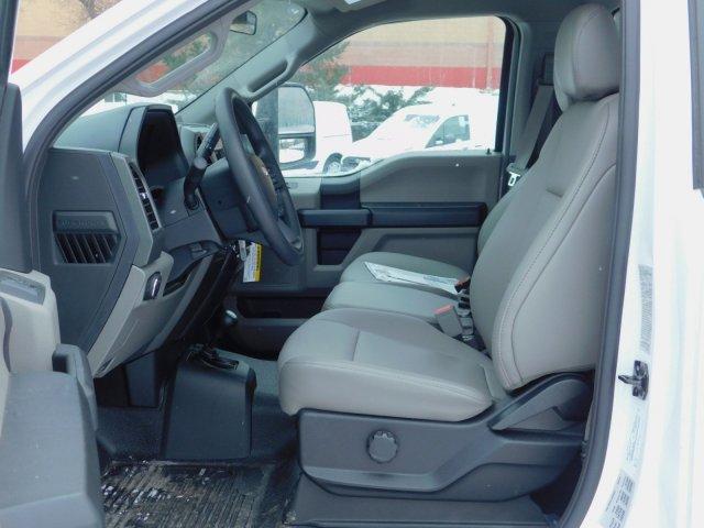 2019 Ford F-550 Regular Cab DRW 4x4, Knapheide Value-Master X Platform Body #KDA04278 - photo 12