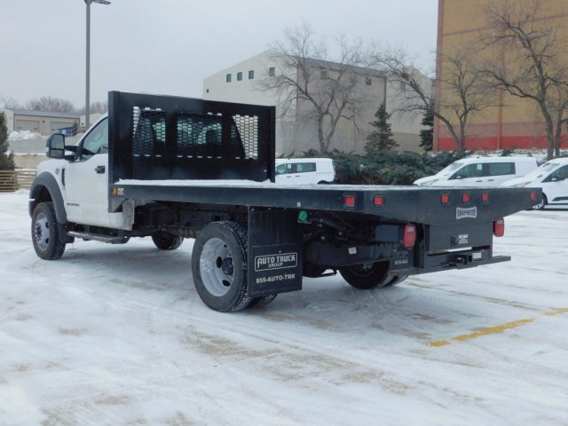 2019 F-550 Regular Cab DRW 4x4,  Knapheide Platform Body #KDA04278 - photo 1