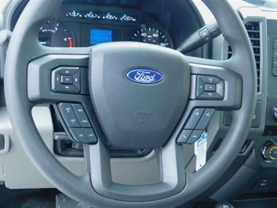 2019 Ford F-550 Regular Cab DRW 4x4, Knapheide Value-Master X Platform Body #KDA04278 - photo 11