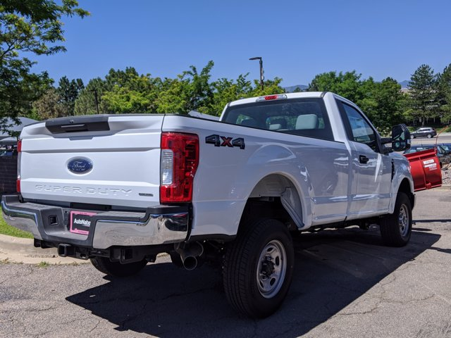 2019 Ford F-250 Regular Cab 4x4, Western Snowplow Pickup #KEC43698 - photo 4