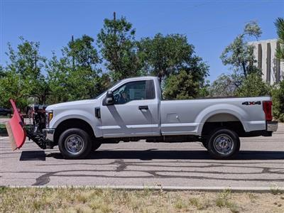 2019 Ford F-250 Regular Cab 4x4, Western Snowplow Pickup #KEC43698 - photo 6