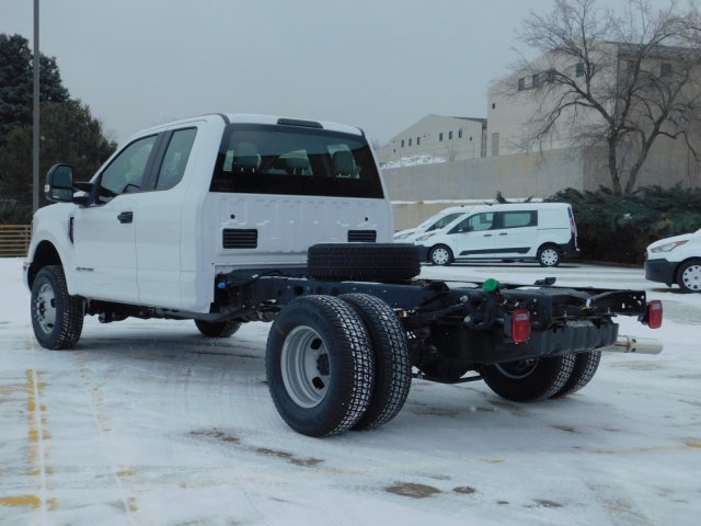 2019 F-350 Super Cab DRW 4x4,  Cab Chassis #KEC47264 - photo 1