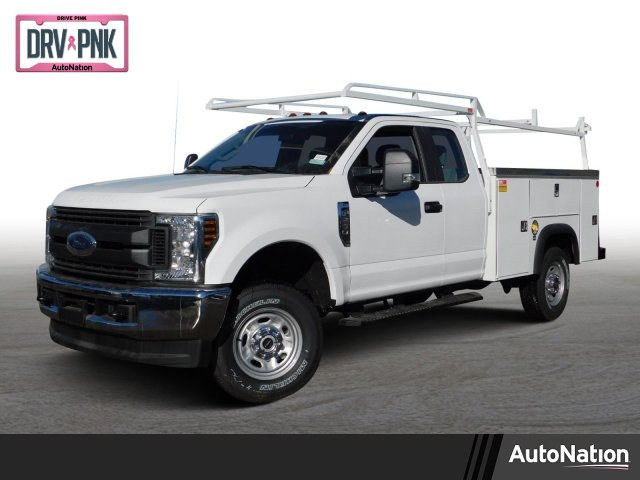 2019 F-250 Super Cab 4x4,  Monroe Service Body #KEC47450 - photo 1