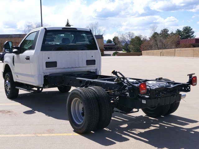 2019 F-350 Regular Cab DRW 4x4, Cab Chassis #KED03701 - photo 1
