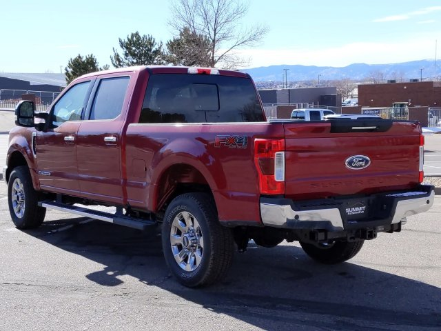 2019 F-250 Crew Cab 4x4, Pickup #KEG15669 - photo 1