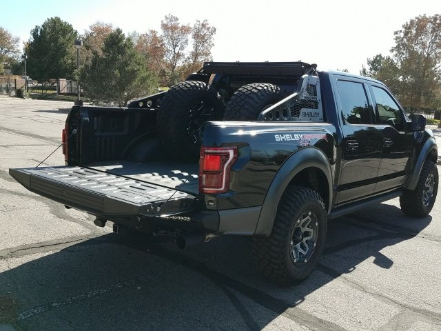 2019 F-150 SuperCrew Cab 4x4, Pickup #KFB96367 - photo 4