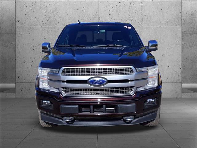 2019 Ford F-150 SuperCrew Cab 4x4, Pickup #KFC11518 - photo 3