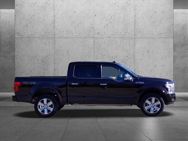 2019 Ford F-150 SuperCrew Cab 4x4, Pickup #KFC11518 - photo 5