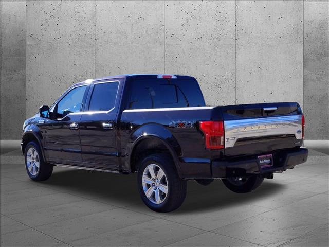 2019 Ford F-150 SuperCrew Cab 4x4, Pickup #KFC11518 - photo 2