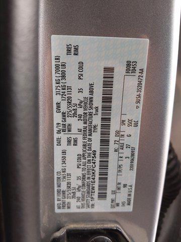 2019 Ford F-150 SuperCrew Cab 4x4, Pickup #KFC47549 - photo 23