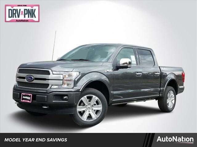 2019 F-150 SuperCrew Cab 4x4,  Pickup #KFD18048 - photo 1