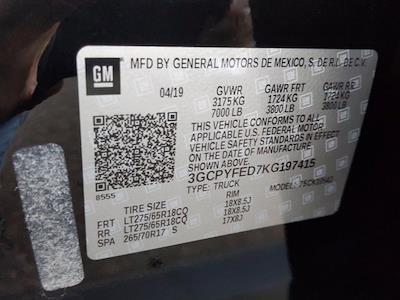 2019 Silverado 1500 Crew Cab 4x4,  Pickup #KG197415 - photo 24