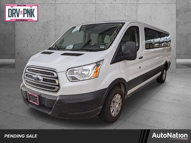 2019 Ford Transit 350 Low Roof 4x2, Passenger Wagon #KKA06389 - photo 1