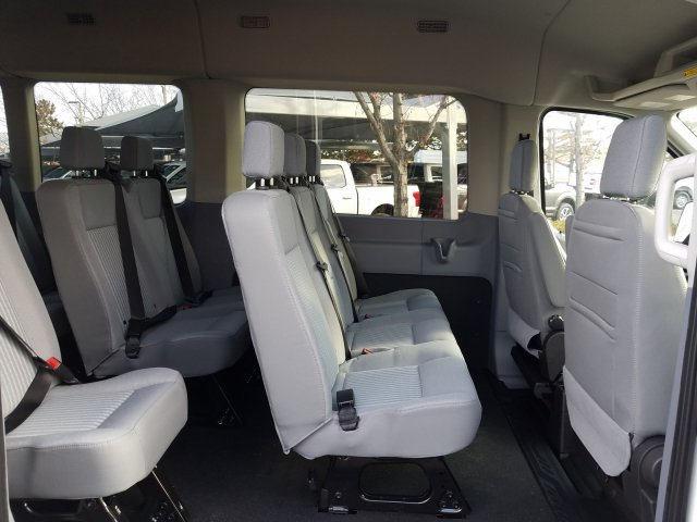 2019 Transit 350 Med Roof 4x2, Passenger Wagon #KKB76512 - photo 5