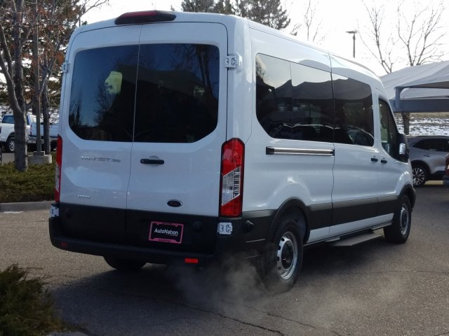 2019 Transit 350 Med Roof 4x2, Passenger Wagon #KKB76512 - photo 6