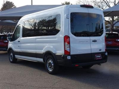 2019 Transit 350 Med Roof 4x2, Passenger Wagon #KKB76512 - photo 2