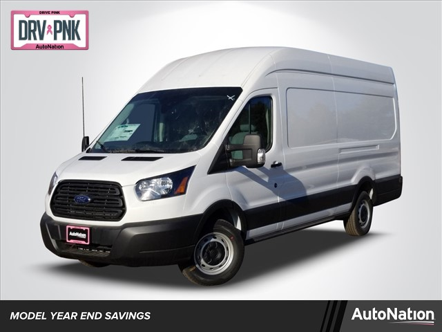 2019 Transit 350 High Roof 4x2, Empty Cargo Van #KKB79559 - photo 1