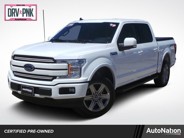 2019 F-150 SuperCrew Cab 4x4,  Pickup #KKC05814 - photo 1