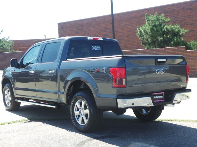 2019 F-150 SuperCrew Cab 4x4,  Pickup #KKC05901 - photo 1