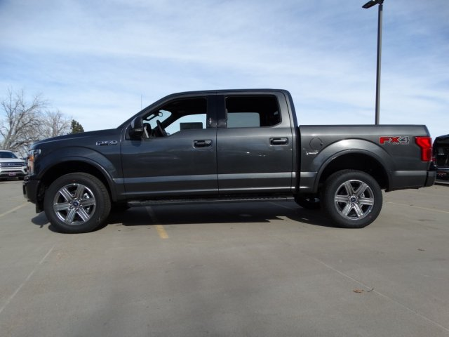 2019 F-150 SuperCrew Cab 4x4, Pickup #KKC60044 - photo 3