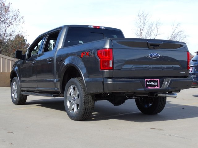 2019 F-150 SuperCrew Cab 4x4, Pickup #KKC60044 - photo 2